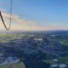 Foto van onze laatste ballonvaarten