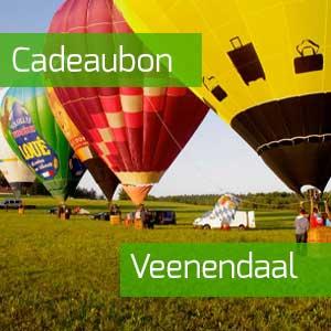 Cadeaubonnen ballonvaart Veenendaal