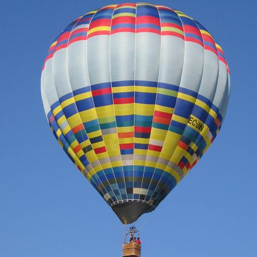 Luchtballon Venlo Limburg