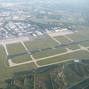 ballonvaren over Eindhoven Airport