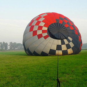 ballonvaart vanuit Heerlen
