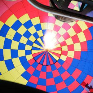 ballonvaart vanuit Thorn