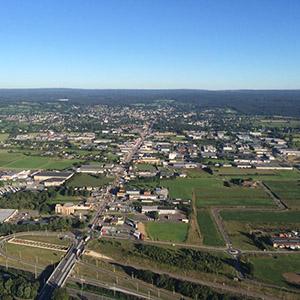 ballonvaren in Oosterhout